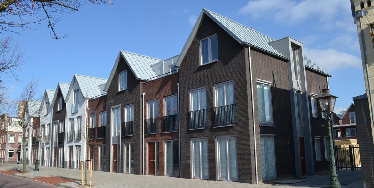 nieuwbouw woningen Leiden
