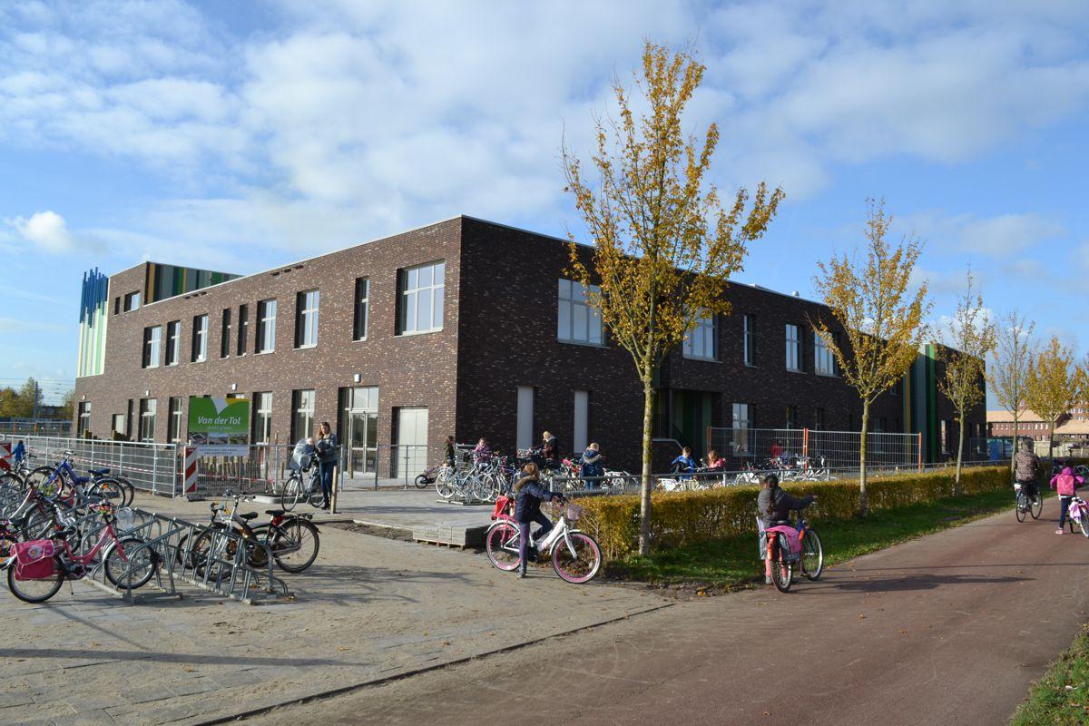 Nieuwbouw Brede school Limes Houten