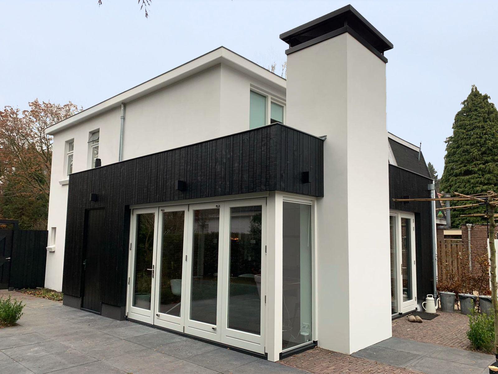 verbouwing woonhuis Ede