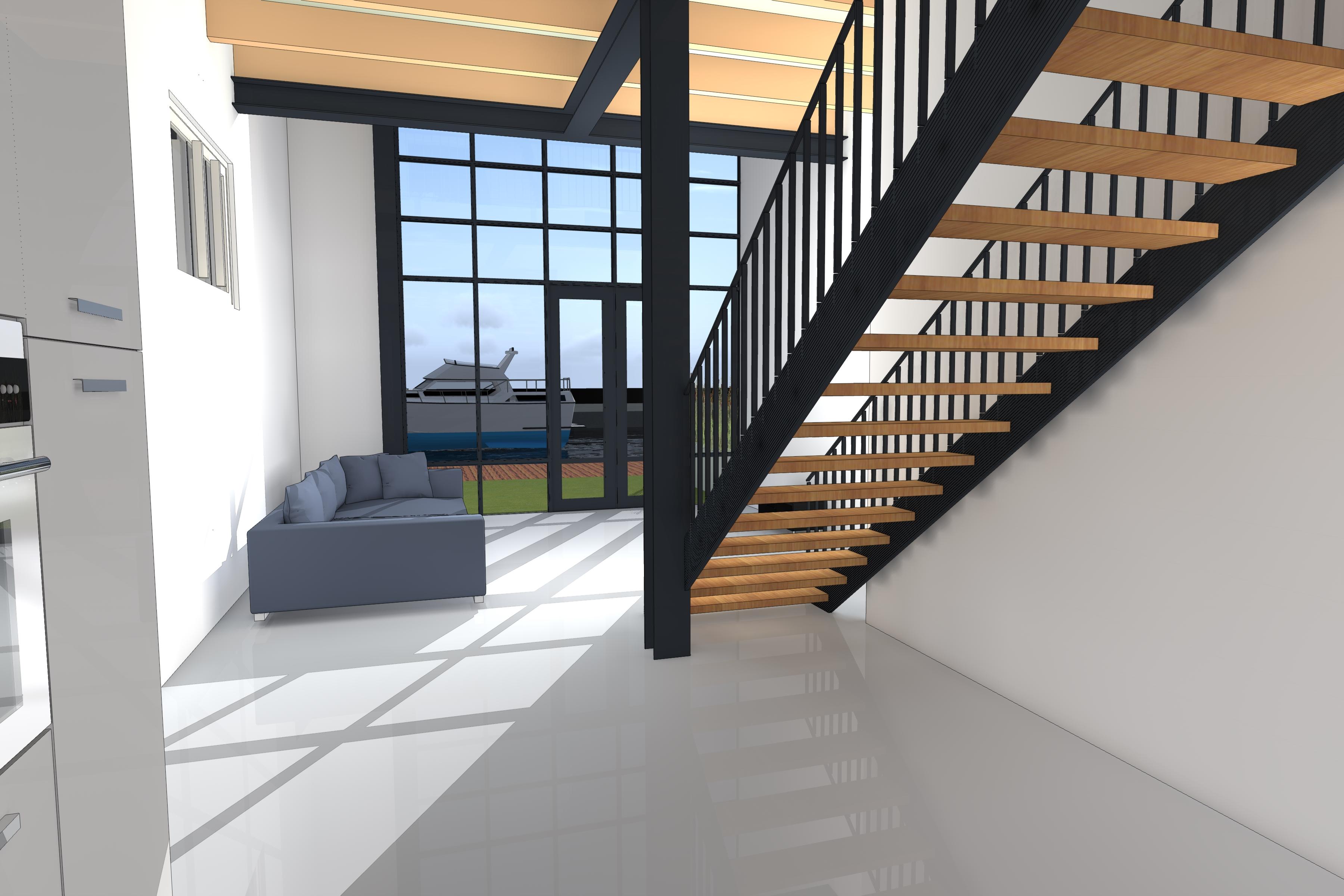 interieur 3d